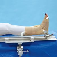 TKR for Total Knee Replacement - Leg Straight