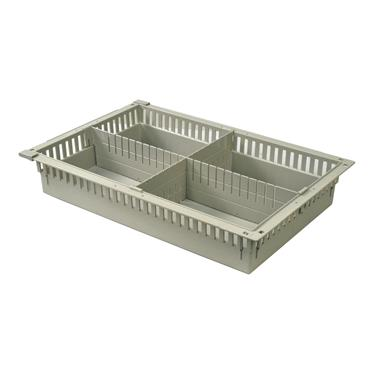 "4"" Modular Trays & Dividers"