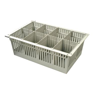 "8"" Modular Trays and Dividers"