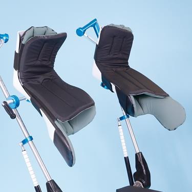 Great White Maxima Stirrup Replacement Boot Pads