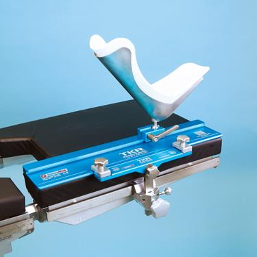 TKR Positioner for Total Knee Replacement
