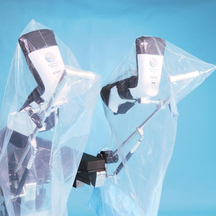Disposable Clear View Leg Drapes