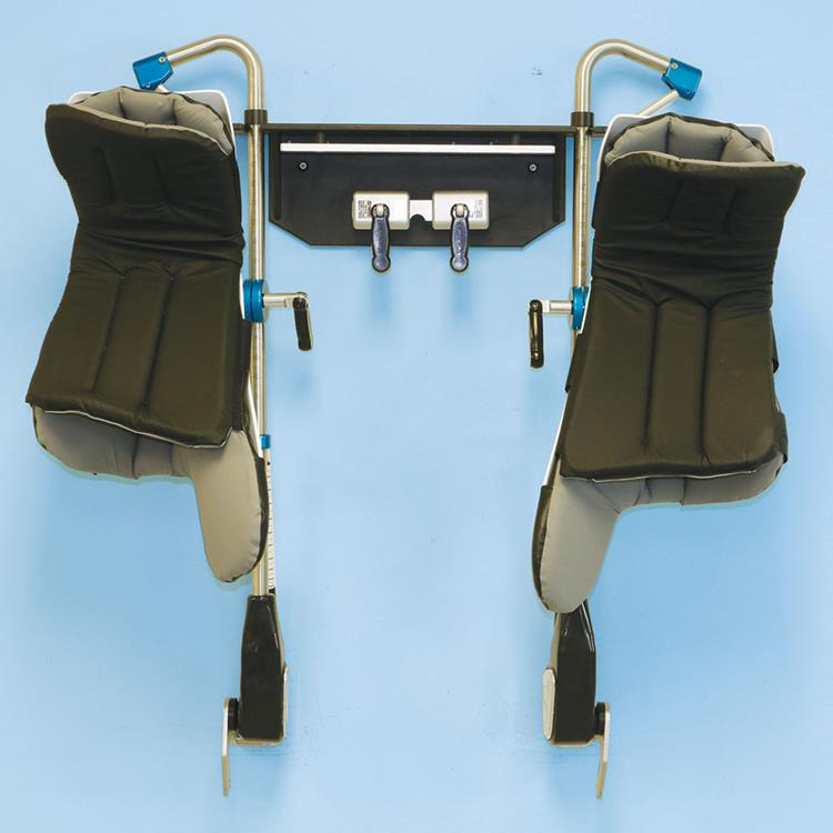 Stirrup Wall Rack with Maxima Stirrups