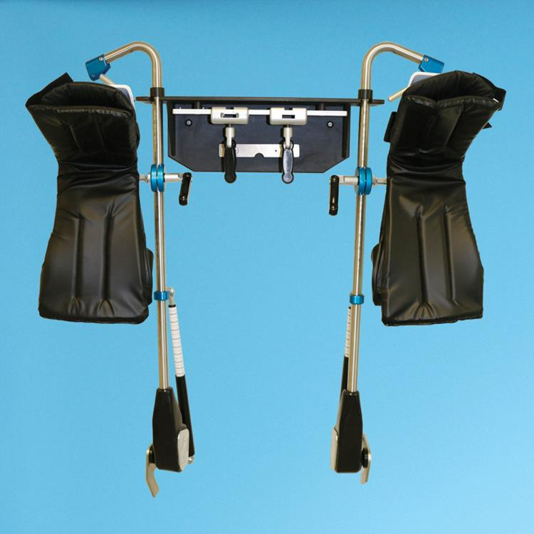 Stirrup Wall Rack with Premiums