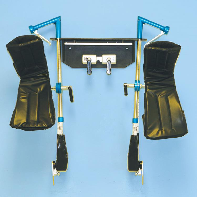 Stirrup Wall Rack with Robotic Stirrups