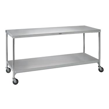 "Central Supply Work Table, 84""W x 36""D x 34""H"