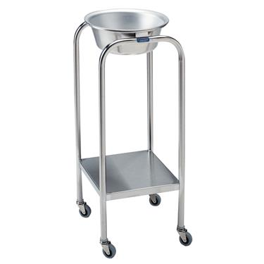 Single Basin Stand with Stainless Steel Basin