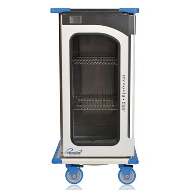 "Rev•o•lu•tion Enclosed Surgical Case Cart, 29""W x 59""H"