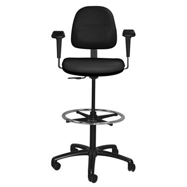 Ergo Anesthesia Chair, Black