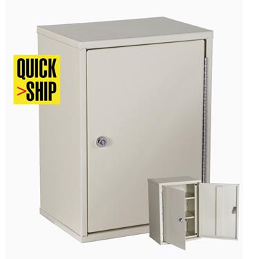 "Heavy-Duty Narcotics Cabinet, 15""H x 11""W x 8""D"