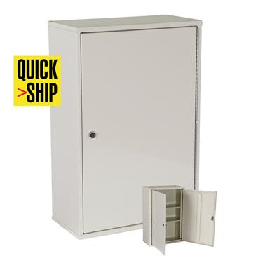 "Heavy-Duty Narcotics Cabinet, 24""H x 16""W x 8""D"