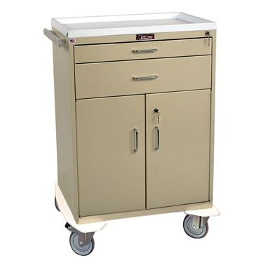 Multi-Treatment Cart, 3 Drawers, Lower Storage Compartment