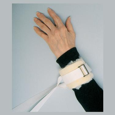 Sheepskin Limb Holders w/Double Straps