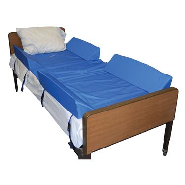 30° Full Body Bed Support System