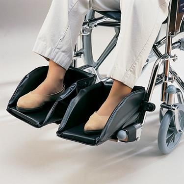 Wheelchair Swing-Away Foot Support